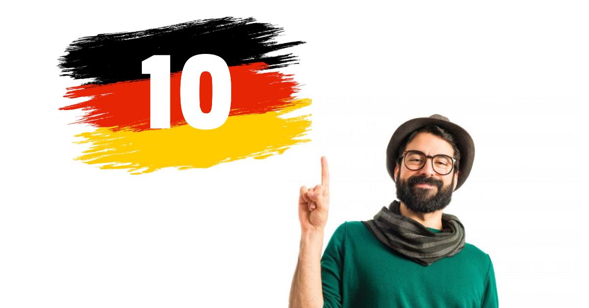 Грамматика немецкого